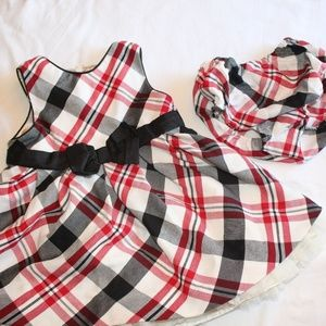 Formal party dress Baby Girl 6-9mos